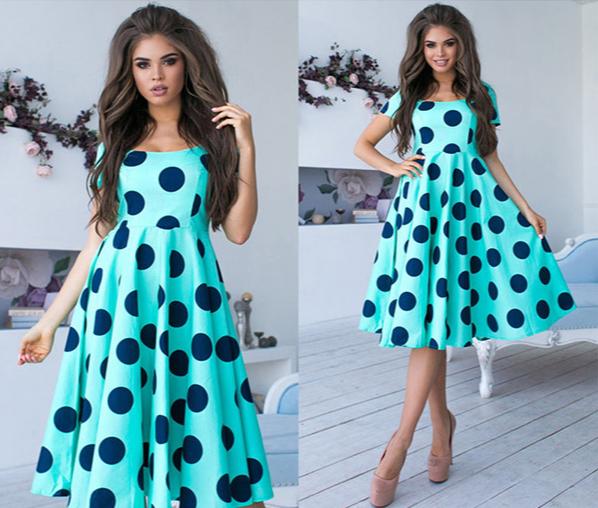 Dámské luxusní lehké šaty Jossie