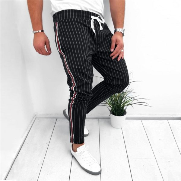 Pánské sportovně-elegantní kalhoty Bryce Beltran