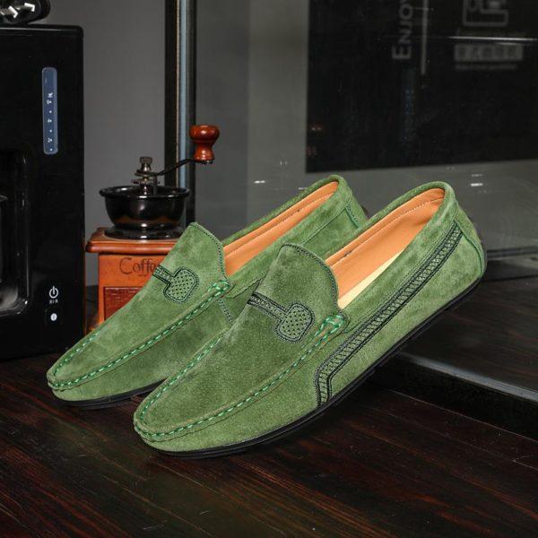 Pánské luxusní loafer polobotky Maxim