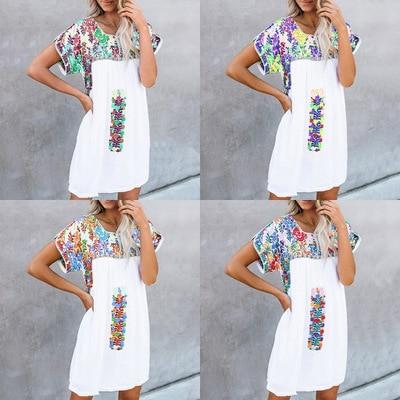 Dámské letní příležitostné šaty Mariela - kolekce 2020
