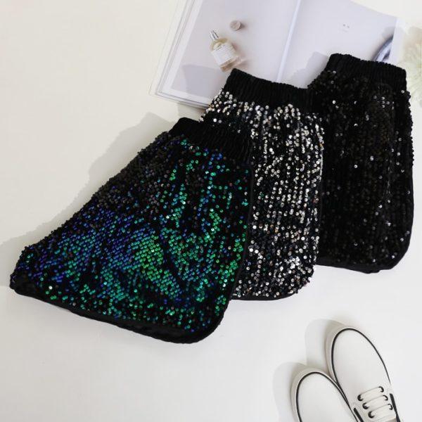 Dámské sexy šortky s flitry Miriam - kolekce 2020