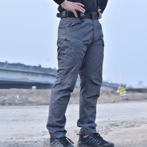 Stylové pánské kalhoty Troy