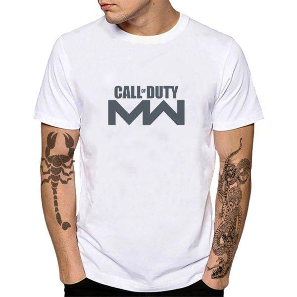 Pánské luxusní triko Modern Warfare