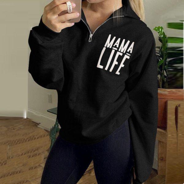 Dámská stylová mikina Mama Life