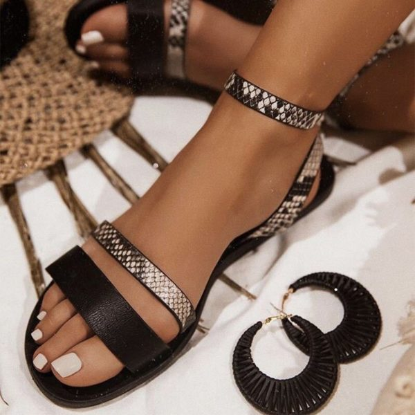 Dámské luxusní letní sandále Keysha