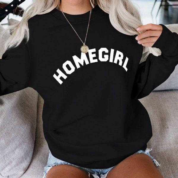 Dámská sportovně elegantní mikina Homegirl
