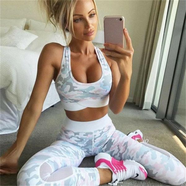 Dámská luxusní fitness souprava Diana