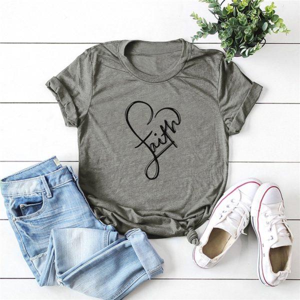 Dámské stylové triko Faith