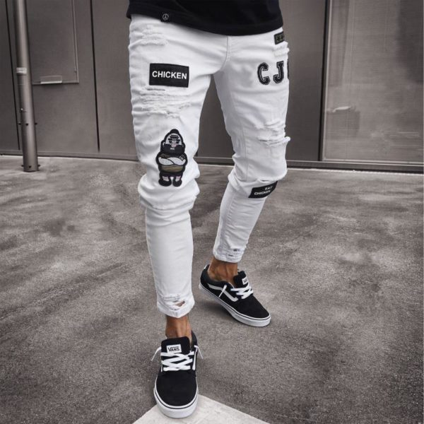 Pánské stylové džíny Jacob