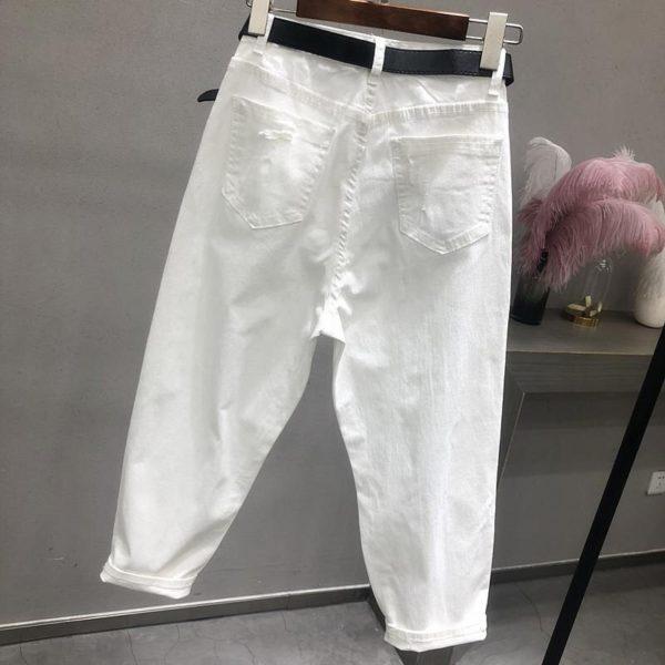 Dámské ležérní džíny s hvězdičkami Ellice