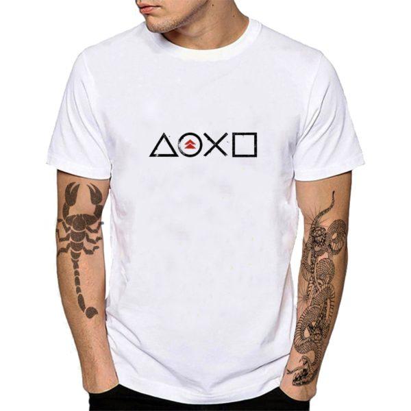 Pánské luxusní triko PS