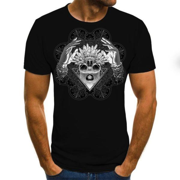 Pánské luxusní triko Art