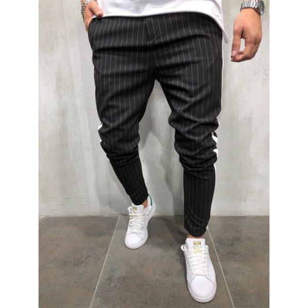 Pánské stylové kalhoty Malvil