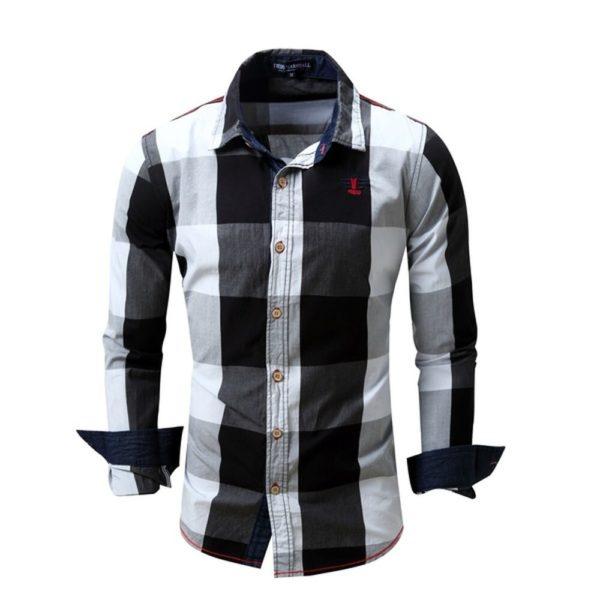 Pánská klasická košile Jeramy