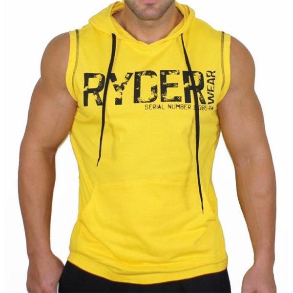 Pánské ležérní fitness triko Finley - kolekce 2020