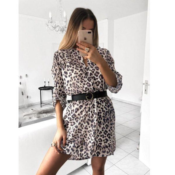 Dámské módní krátké šaty Patricia