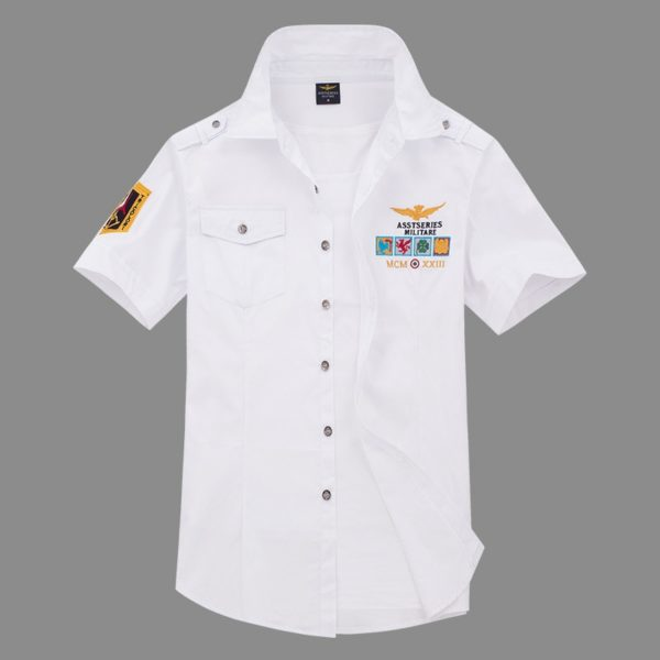 Pánská nadčasová košile pilotka Bernie