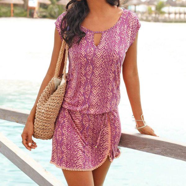 Dámské módní letní šaty Anna