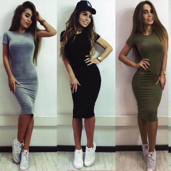 Dámské stylové šaty Skylar