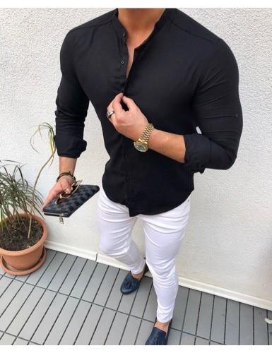 Pánská neformální košile Emilio