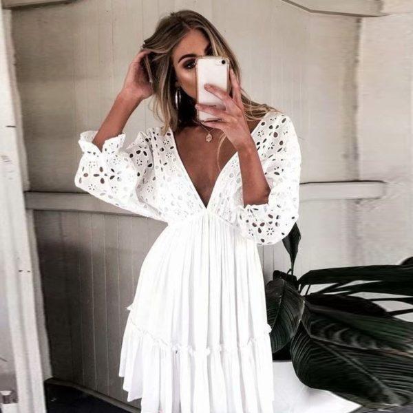 Dámské elegantní šaty Elaina