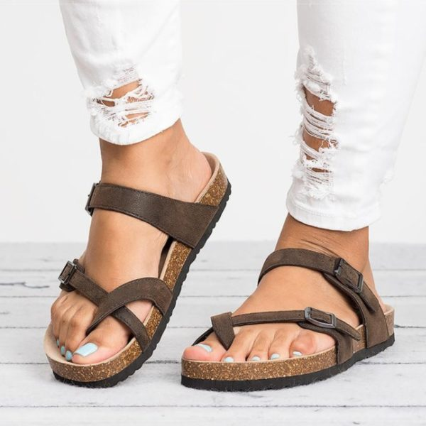 Dámské luxusní letní sandále Henrieta