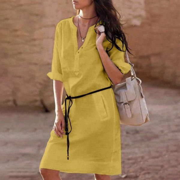 Dámské letní šaty pro ženy Macca