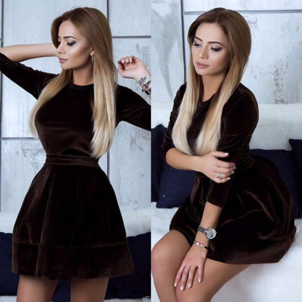 Dámské stylové mini šaty Phebe