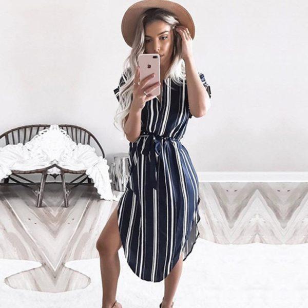 Dámské luxusní volnočasové šaty Ciara