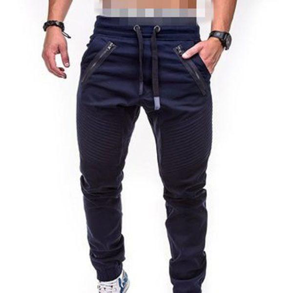 Pánské luxusní skinny kalhoty.