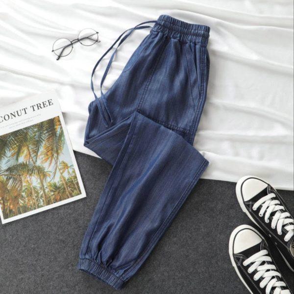 Dámské volnočasové harémové kalhoty Anika