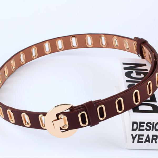 Dámský tenký stylový pásek Ellice