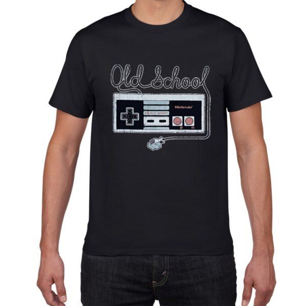 Pánské stylové triko Old School