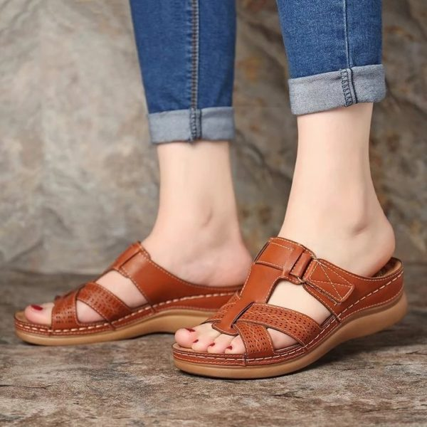 Dámské ortopedické pantofle Laura