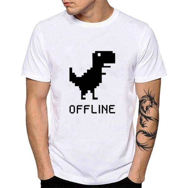 Unisex originální triko Offline