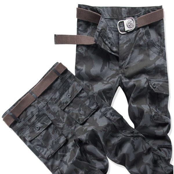 Teplé pánské kalhoty Union Army