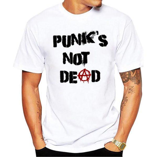 Unisex triko Punk Anarchy