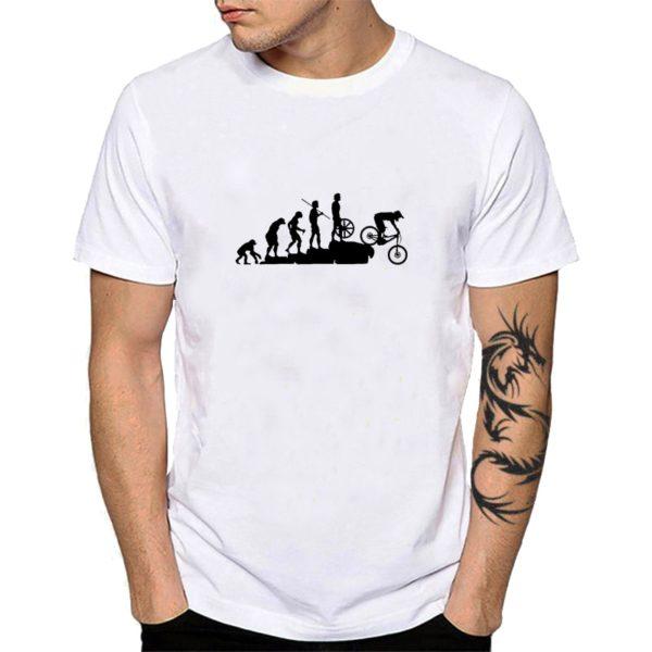 Pánské stylové triko Revolution