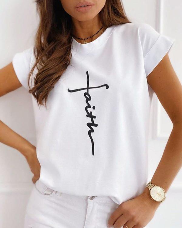 Dámské stylové tričko Luisa
