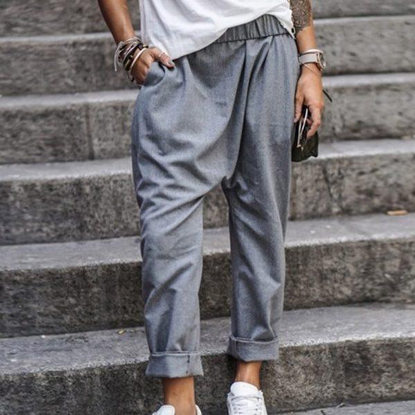 Dámské capri kalhoty Henrieta