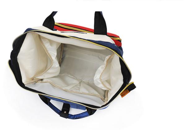 Multifunkční mateřský batoh Veronica