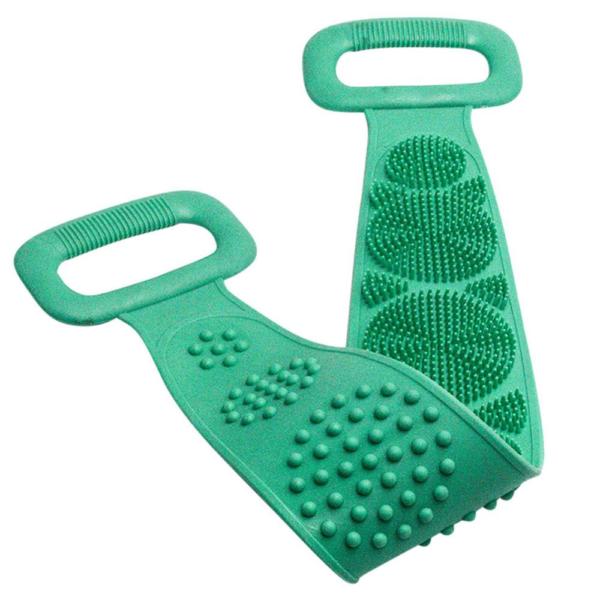 Silikonový masážní kartáč na záda Jeter