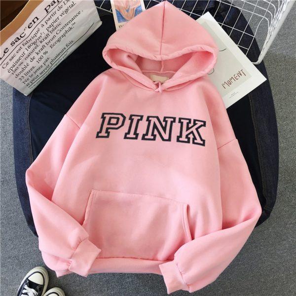 Dámská luxusní mikina Pink