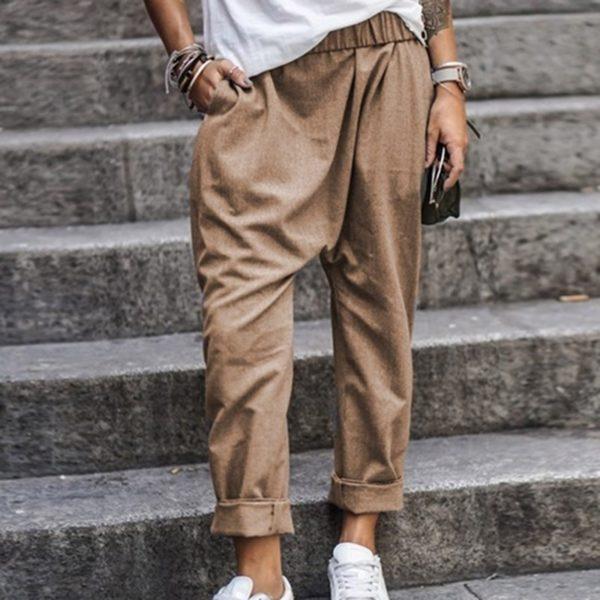 Dámské capri kalhoty Alison