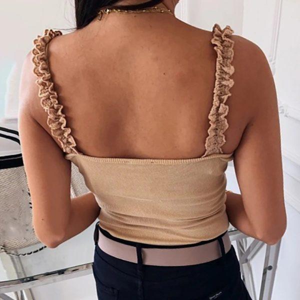 Dámský letní sexy top Esmeralda