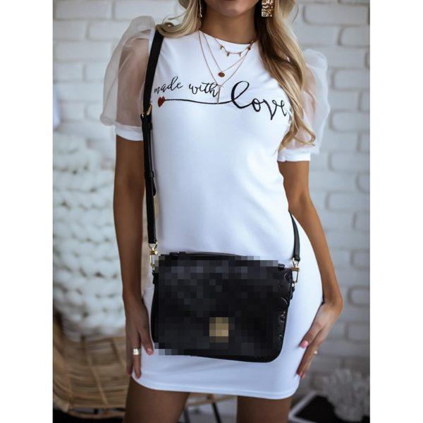 Dámské neformální mini šaty Hensley
