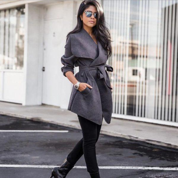 Dámský stylový kabátek Gemma