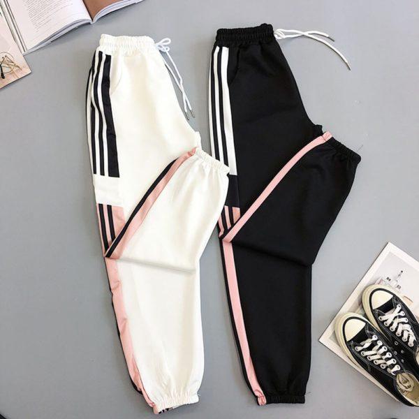 Dámské stylové teplákové kalhoty Raine