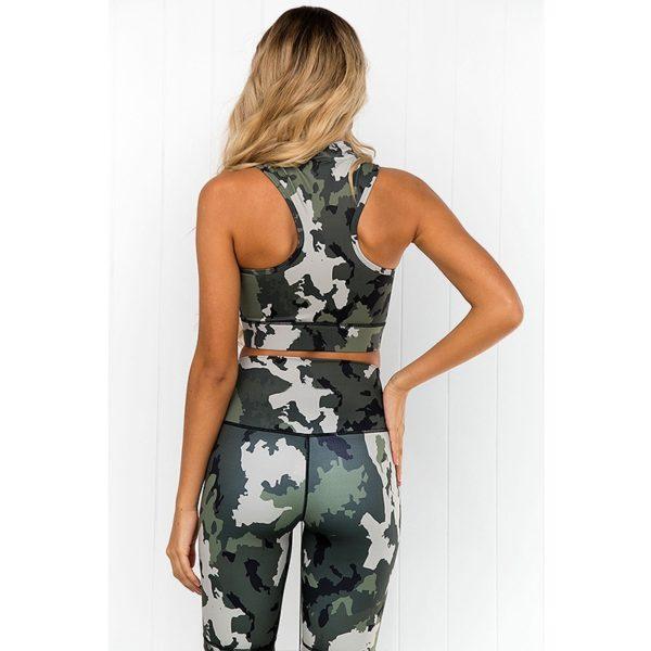 Dámský módní fitness set Beatrice - kolekce 2020