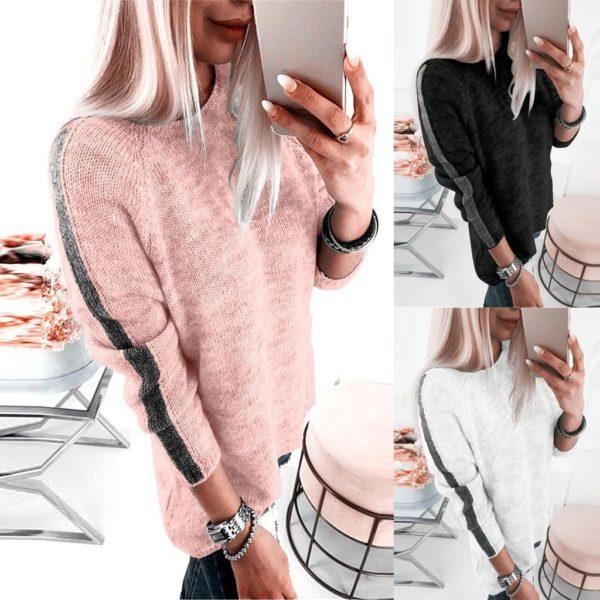 Dámský moderní svetr Caroline